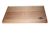 Доска прямоугольная Бук 45*30*2,5 см Mazhura