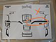 Накладки на панель салону Mercedes Vito W639 (06-14), уцінка, фото 7