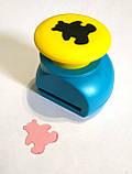 Дырокол фигурный для детского творчества JF-823С, мишка., фото 3