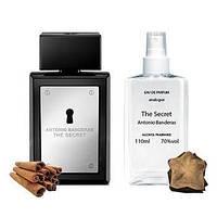 Мужские духи Antonio Banderas The Secret 65 ml (analog)