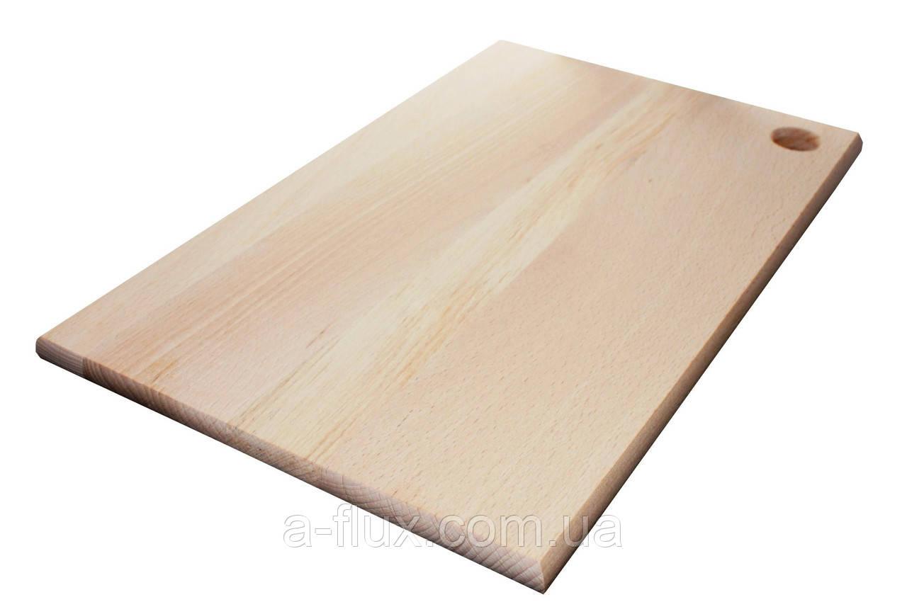Доска прямоугольная с отверстием 30*20 см 1,5 Mazhura