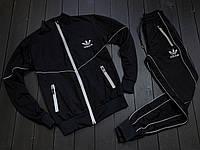 Мужской спортивный костюм Adidas с рефлективом .Весна 2020