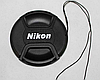 Крышка для объектива Nikon LC-49 49 мм (аналог)