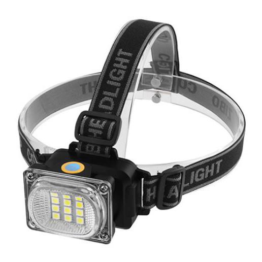 Налобный фонарь ZB 6659-12S MD 3 x AAA
