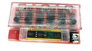 Аккумулятор 9A 12V (YTX9-BS) OUTDO гелевий з індикаторм 152x88x106 , фото 2
