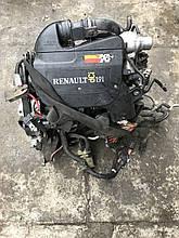 Двигатель Renault Megane 1 , Kangoo 1,9 DCI F8T