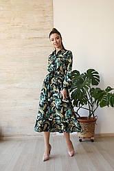 Воздушное ,очень красивое платье (1069)