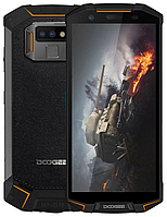 """Doogee S70 orange IP68 6/64 Gb, 5.99"""" Helio P23, 3G, 4G"""