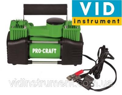 Компрессор автомобильный ProCraft LK-400 (80 л/мин, 10 атм)