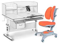 Комплект Evo-kids Evo-50 G Grey (арт. Evo-50 G + кресло Y-115 KY)
