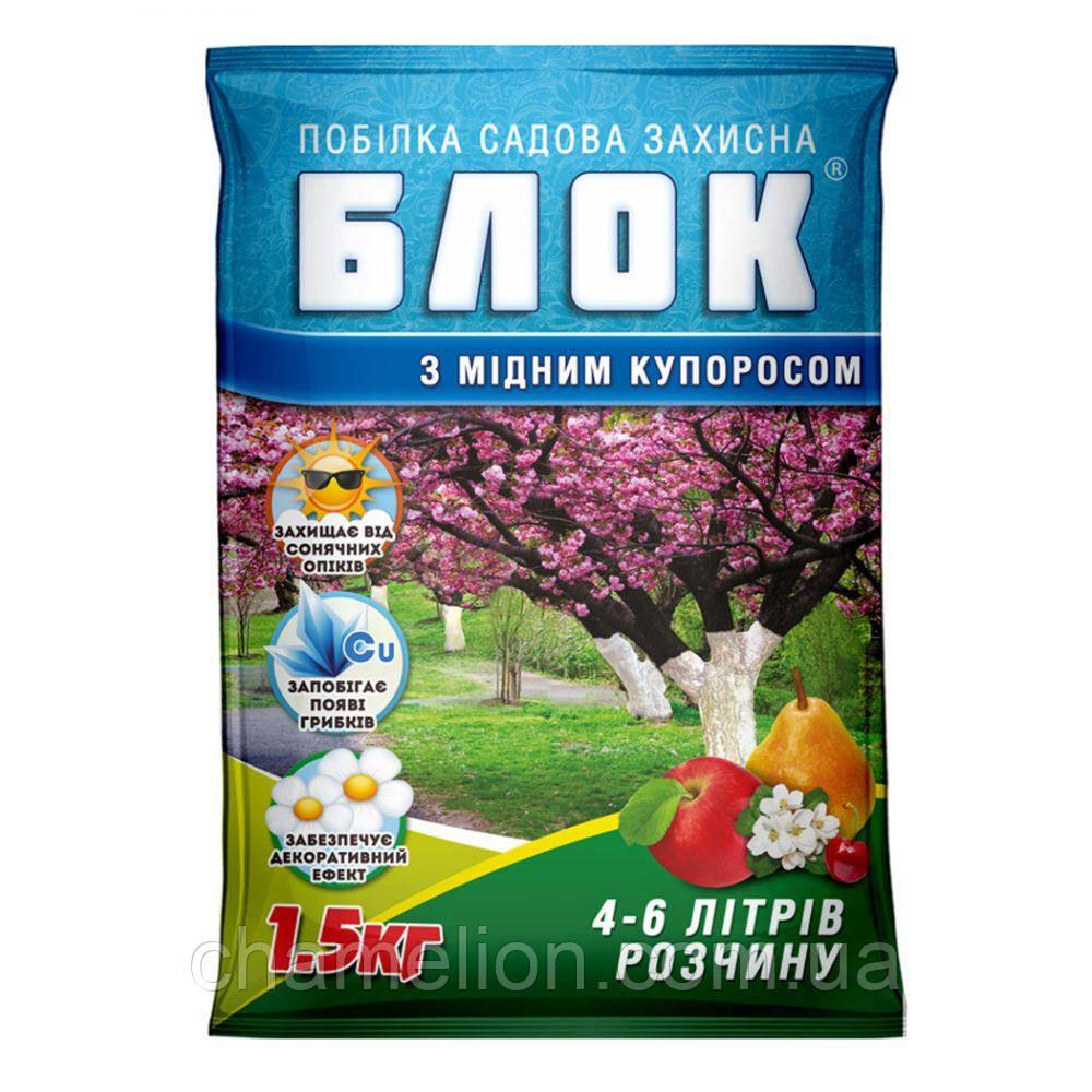 БЛОК С МЕДНЫМ КУПОРОСОМ 1.5