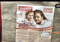 Электропростынь Yasam 120 х 160 см Бежевый Турция