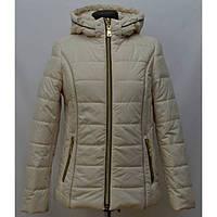 Утепленная женская куртка модного кроя от производителя