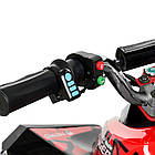 Электрический квадроцикл Profi HB-EATV1000Q-3ST(MP3) V2 красный, фото 2