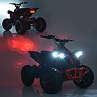 Электрический квадроцикл Profi HB-EATV1000Q-3ST(MP3) V2 красный, фото 8
