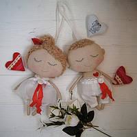 Ангелочки-Валентинки