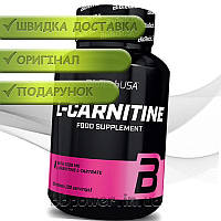 Л-карнитин BioTech L-Carnitine 1000мг 30 таб