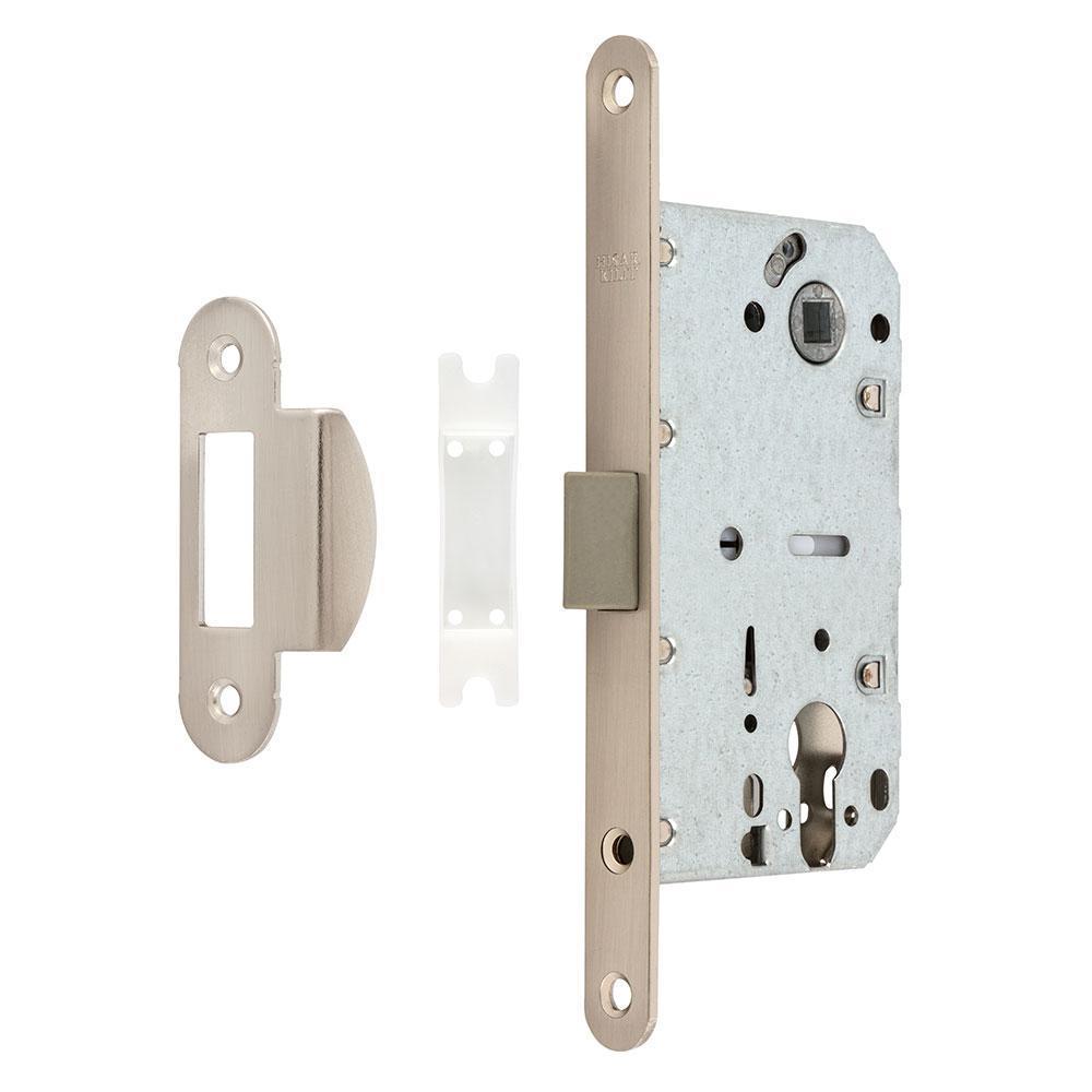 Дверной замок HISAR 410C-S(PL)ET SN