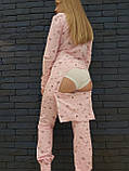 Пижама Попожама Принцесса женская с карманом на попе, фото 3