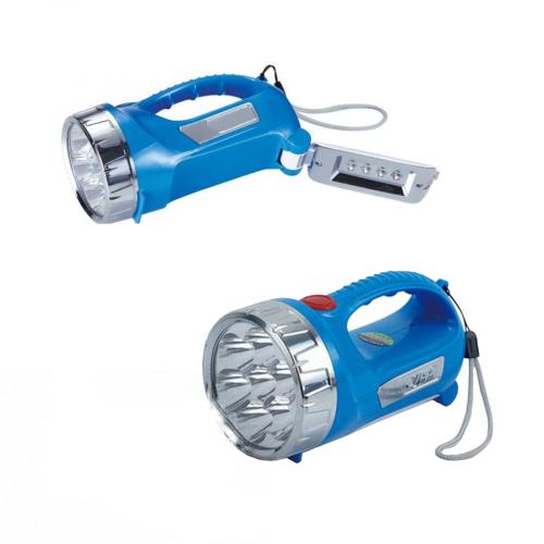 Переносной фонарь ASK 2804 ( 7 + 4 LED ) ручной аккумуляторный ТМ АСК