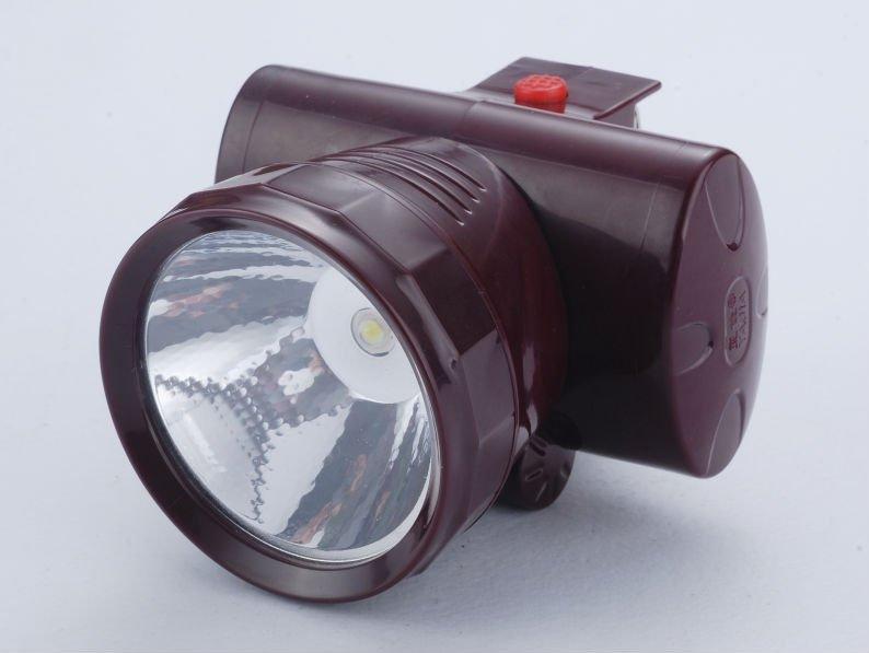 Налобный фонарь ASK 1858-1 (1Вт. LED ) аккумуляторный светодиодный ТМ АСК