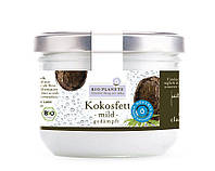 Масло кокосовое органическое, без аромата, 400мл, Bio Planete