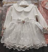 Платье нарядное детское для девочки 110127