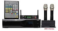 AST-50 Standart караоке система з бездротовими вокальними мікрофонами Mipro ACT-2402