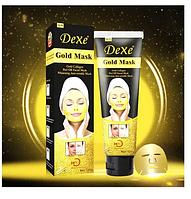 Маска для лица Dexe Gold Mask (1 шт)