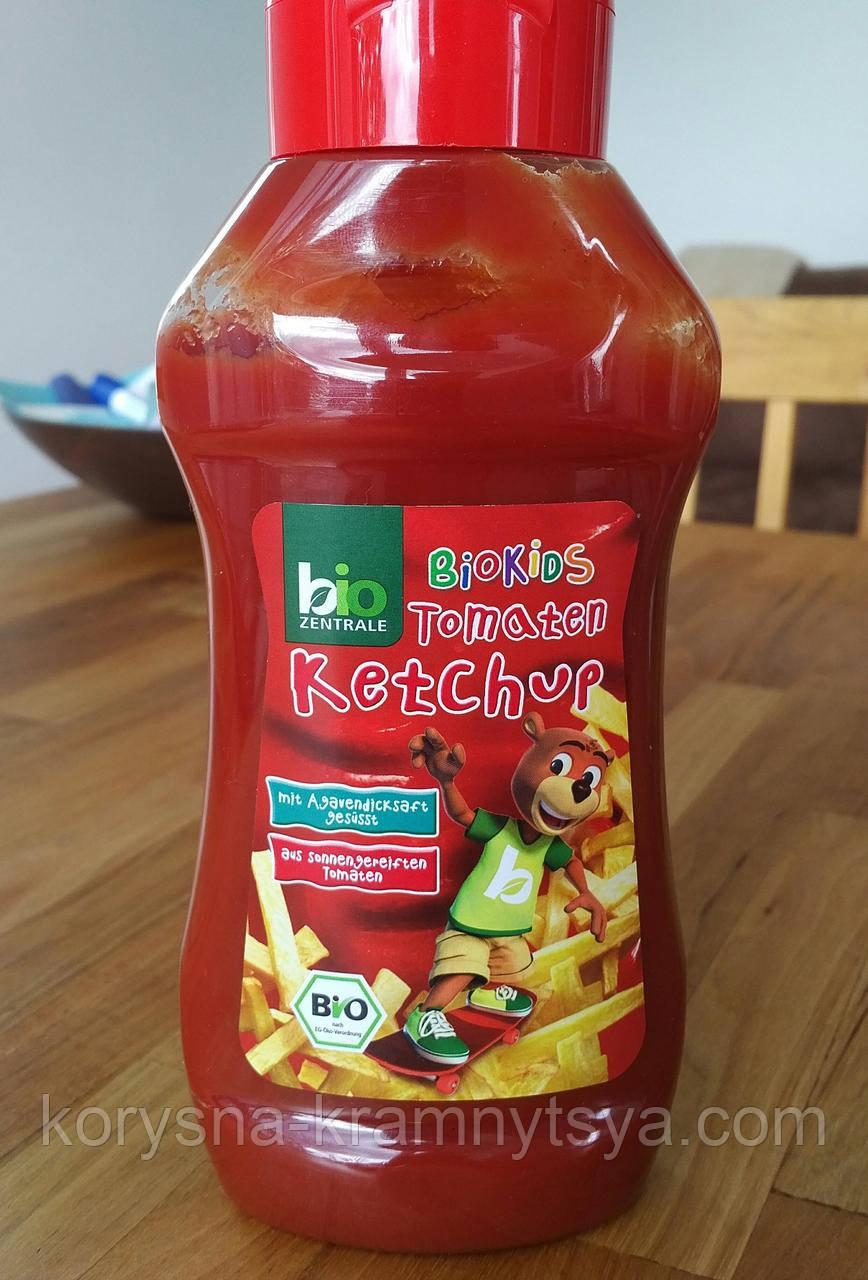 Кетчуп томатний дитячий органічний, 500мл, Bio Zentrale