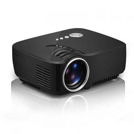 Проектор Led Projector BYINTEK SKY GP70 портативный мультимедийный с динамиком, фото 2