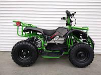 ДЕТСКИЙ КВАДРОЦИКЛ 36V (EATV 90505 SPIDER NEW) электроквадроцикл Зеленый