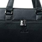 Кожаный сумка-портфель BRETTON, фото 2