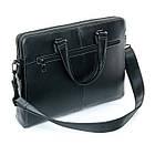 Кожаный сумка-портфель BRETTON, фото 3