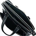 Кожаный сумка-портфель BRETTON, фото 4