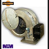 Вентилятор MPLUSM WPA-120 ebm с боковой заслонкой