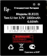 Аккумулятор Fly BL8101 оригинальный для мобильного телефона Fly IQ455 Octa EGO Art 2