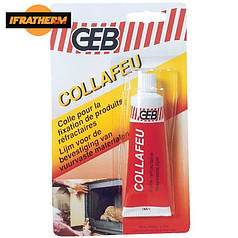 Огнеупорный клей GEB Collafeu 50 г