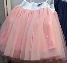 Детская пышная юбка из фатина размеры 122-146