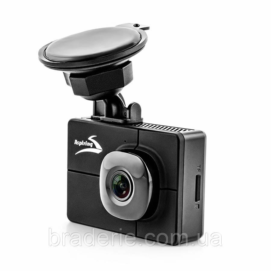 Автомобильный видеорегистратор Aspiring AT 220 wi-fi