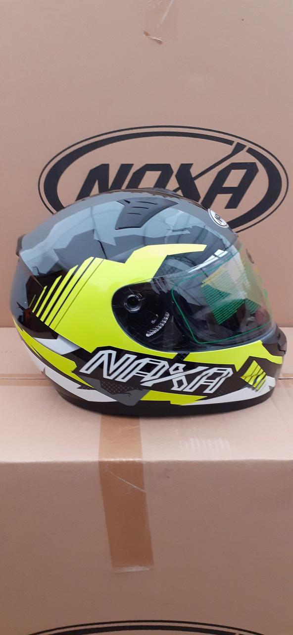 Мото шлем закрытый Naxa (Испания) сертифицирован
