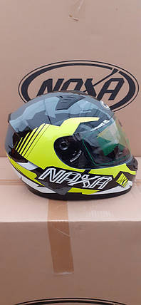 Мото шлем закрытый Naxa (Испания) сертифицирован, фото 2