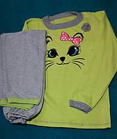 Пижама детская  128-134  134-140