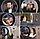 Кольцевая лампа для бьюти мастеров, фотографов и блогеров (26 см. диаметр) + штатив (110см) - Световое кольцо, фото 10