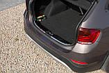 Защитные накладки на порог багажника для BMW X1 E84 2009-2015, фото 6