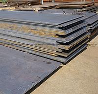Лист металлический сталь 20  80 мм ГОСТ 1577-93