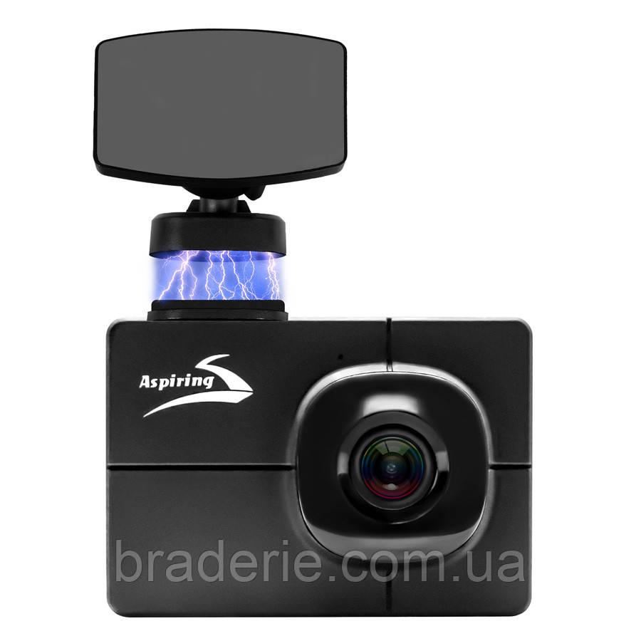 Автомобильный видеорегистратор  Aspiring AT 240