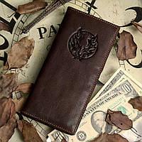Бумажник мужской Vintage 14180 кожаный Коричневый, фото 1