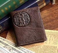 Кошелек мужской Vintage 14181 Коричневый, фото 1