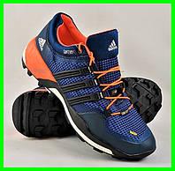 Кроссовки Мужские Adidas Terrex Синие Адидас (размеры: 43,44) Видео Обзор